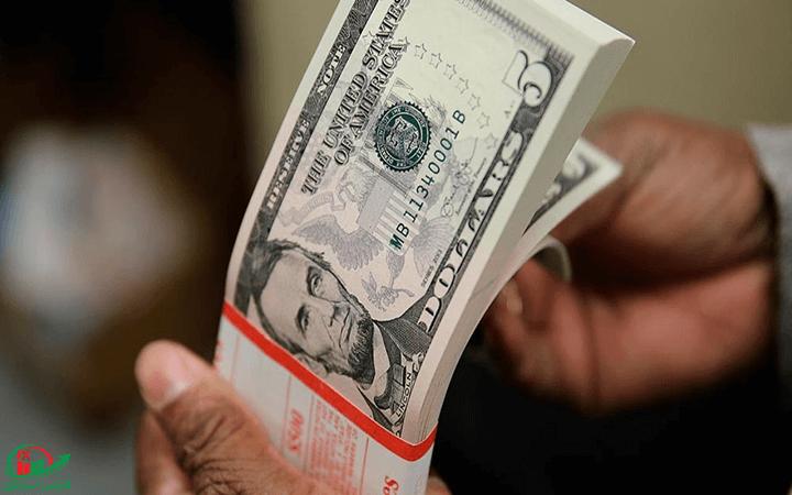 درآمد دلاری از فارکس